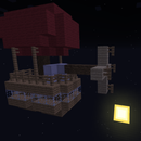 Minecraft - Tiny Airship