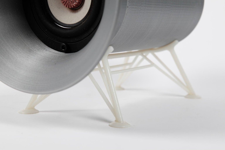 3D Printed Horn Speaker