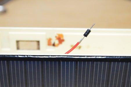 Adding the Voltage Step-up Regulator
