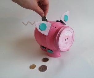 Makedo Piggy Bank