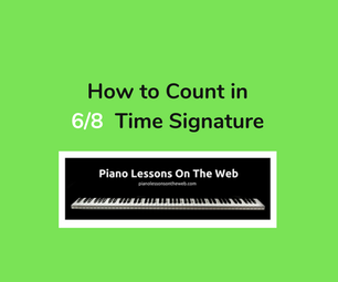 How to Play a 6/8 Time Signature