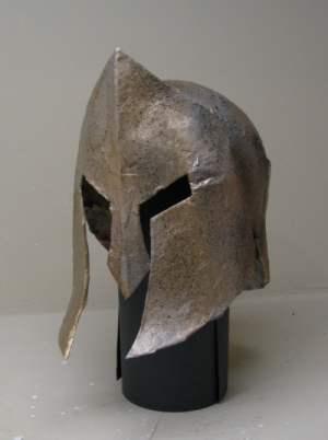Make a Spartan Helmet