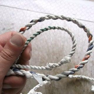 Indoor Rope Making Part 2