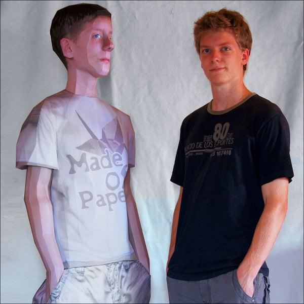 Project: Paper-Clone