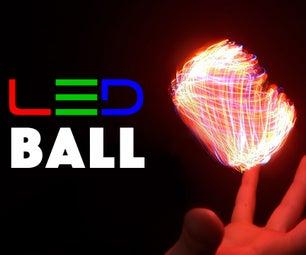 HOW TO MAKE MAGIC LED BALL