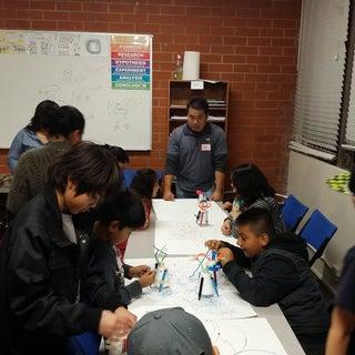 Cheap Artbots for Workshops