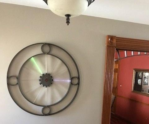 12 Segment Arduino Clock