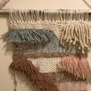 Woven Yarn Tapestry