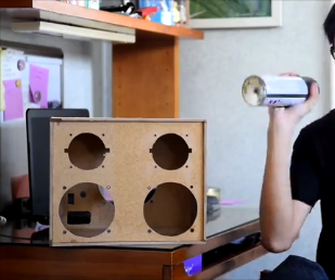 Bluetooth Denim Boombox From Scratch