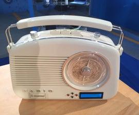 覆盆子PI,互联网收音机