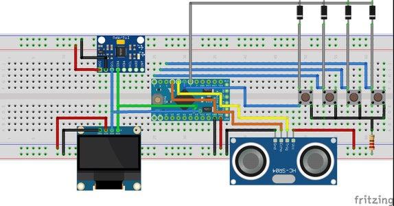 Hardware: Circuit Diagram