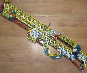 Knex PKG V2 (Pump-action Knex Gun)
