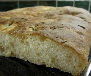Flavorful Potato Focaccia Bread