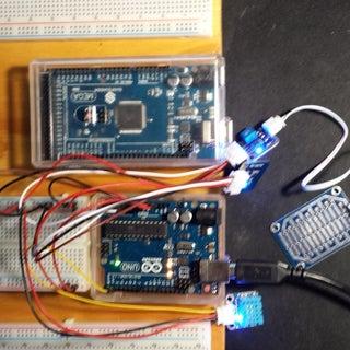 Arduino Weather Station (AWS)