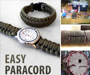 The Best Paracord Projects