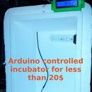 Temperature Controlled Incubator Using Arduino