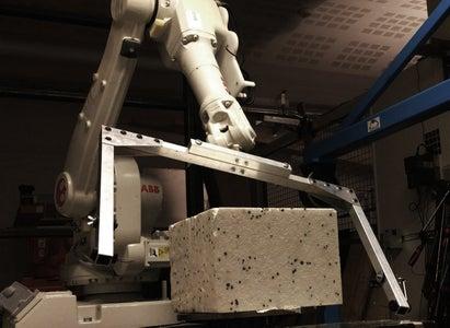 Hot Wire Cutter Robot Arm Tool