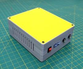 DIY Mini UPS for WiFi Router V5.0