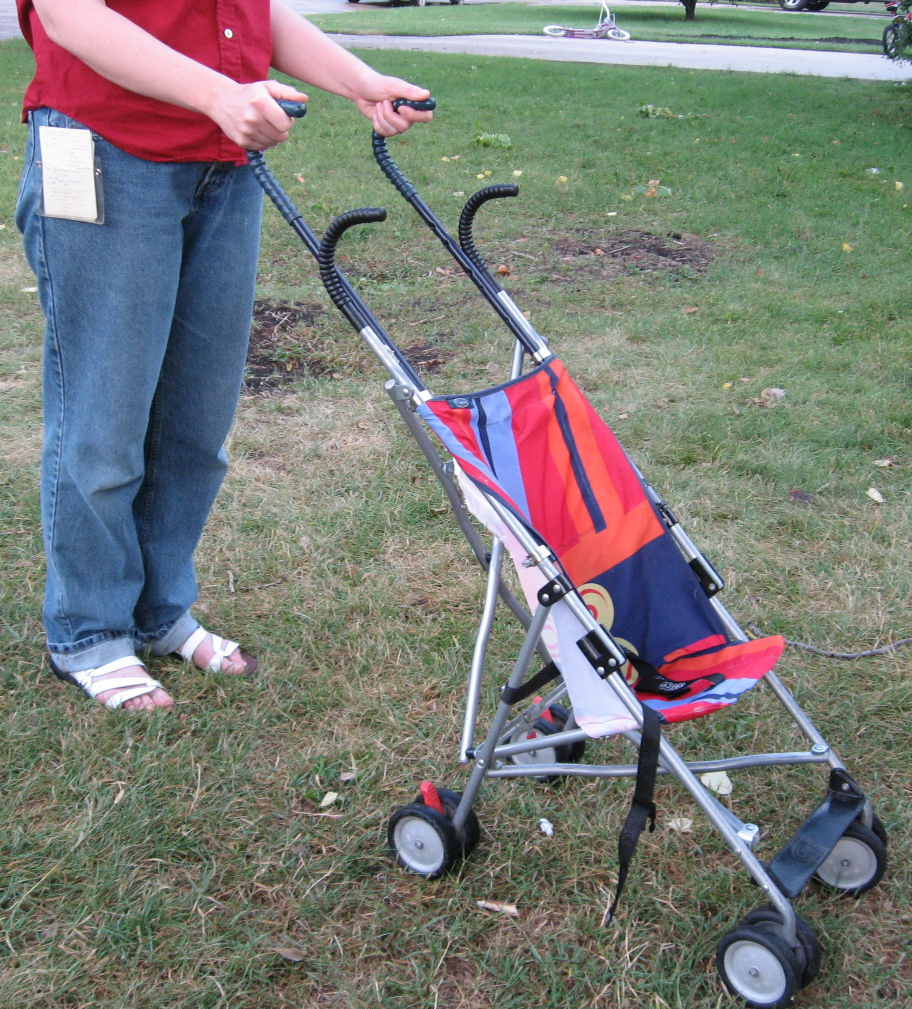 Stroller Handle Extensions