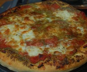 Deep Pan Margherita Pizza