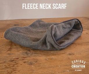 Fleece Neck Scarf