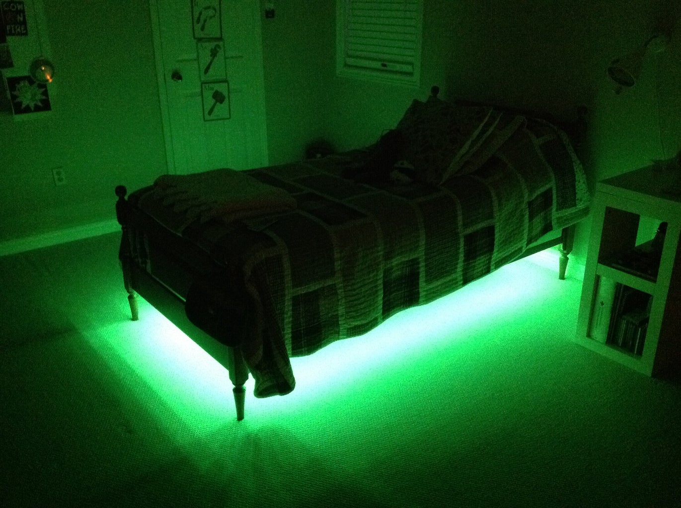 Turn on the Lights and Relax!