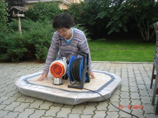 My Version of a Hovercraft