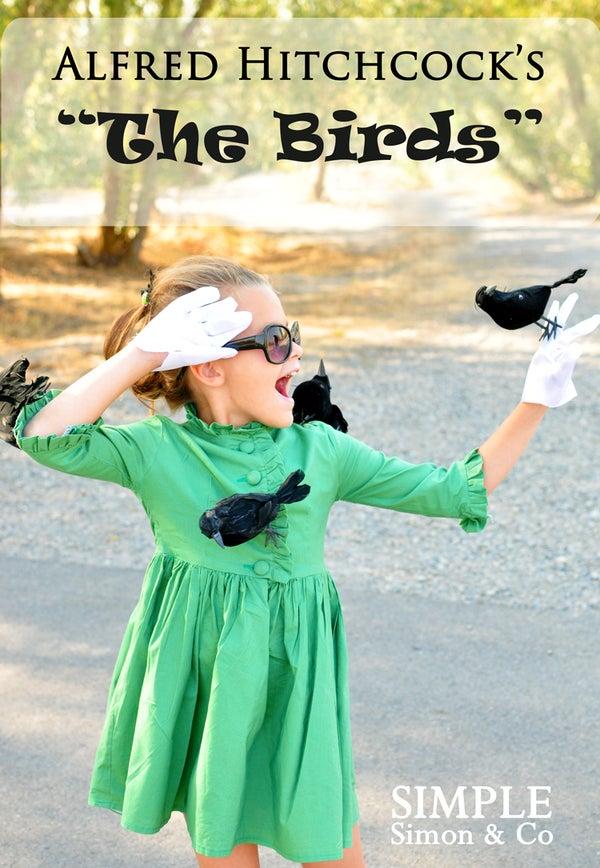"""The Birds"" Halloween Costume"