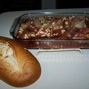 Tuscan Sausage and White Bean Cassarole