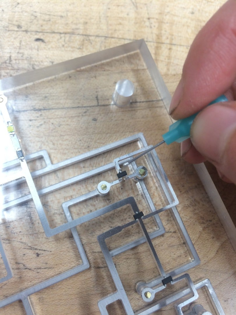Epoxy Your Components (conductive)