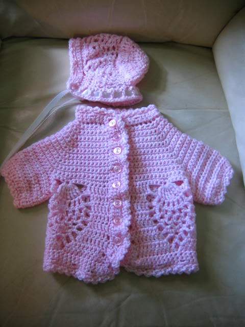 Bev's Crocheted Item's