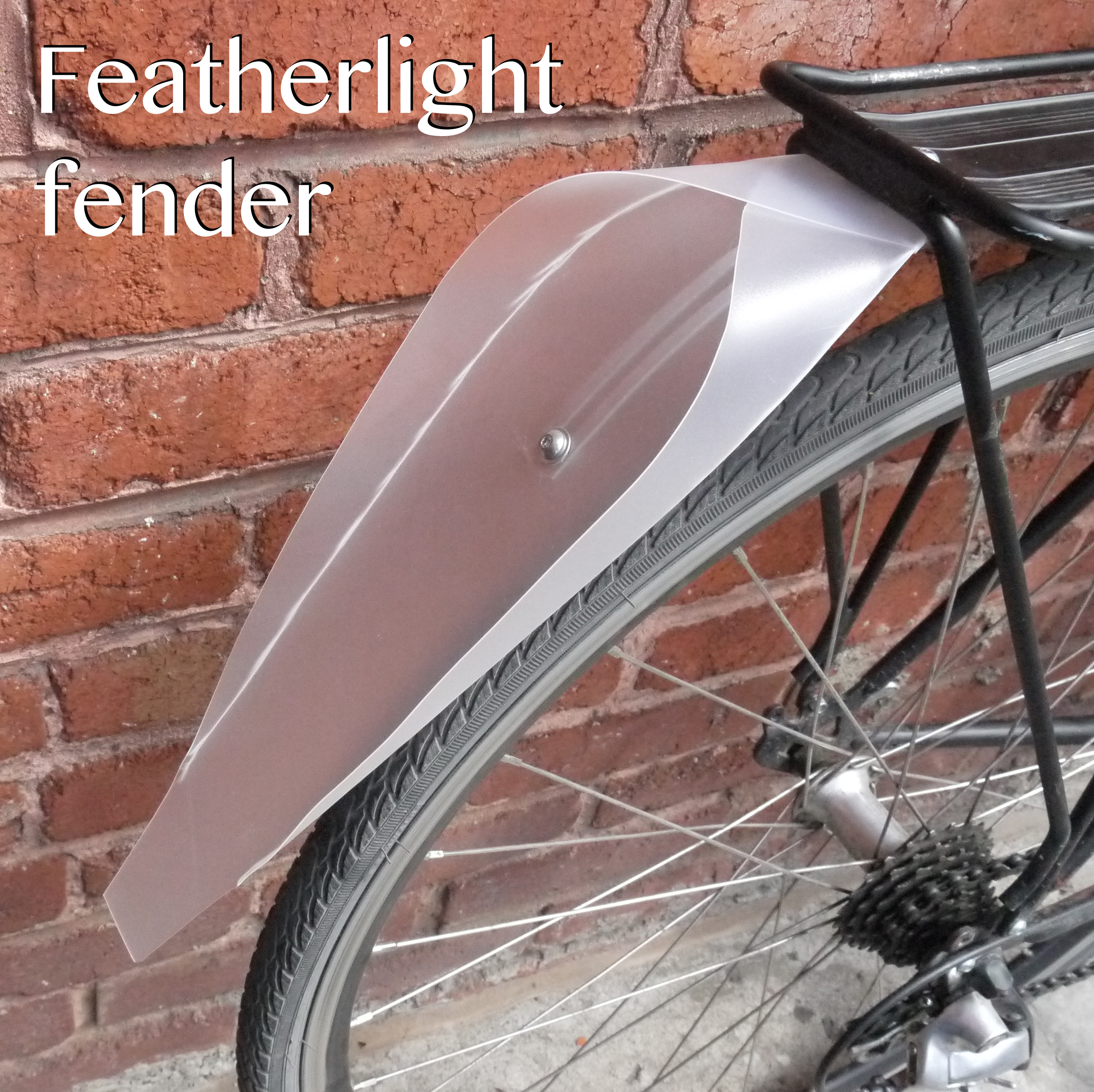 Featherlight fender