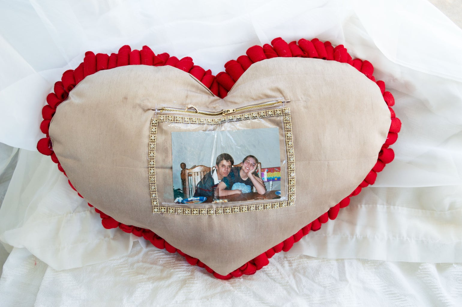 The Proposal Pillow