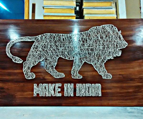 String Art : Make in India