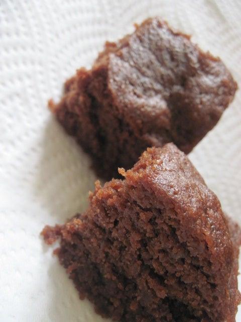 Microwave Baked Gluten-Dairy-Egg Free Brownies