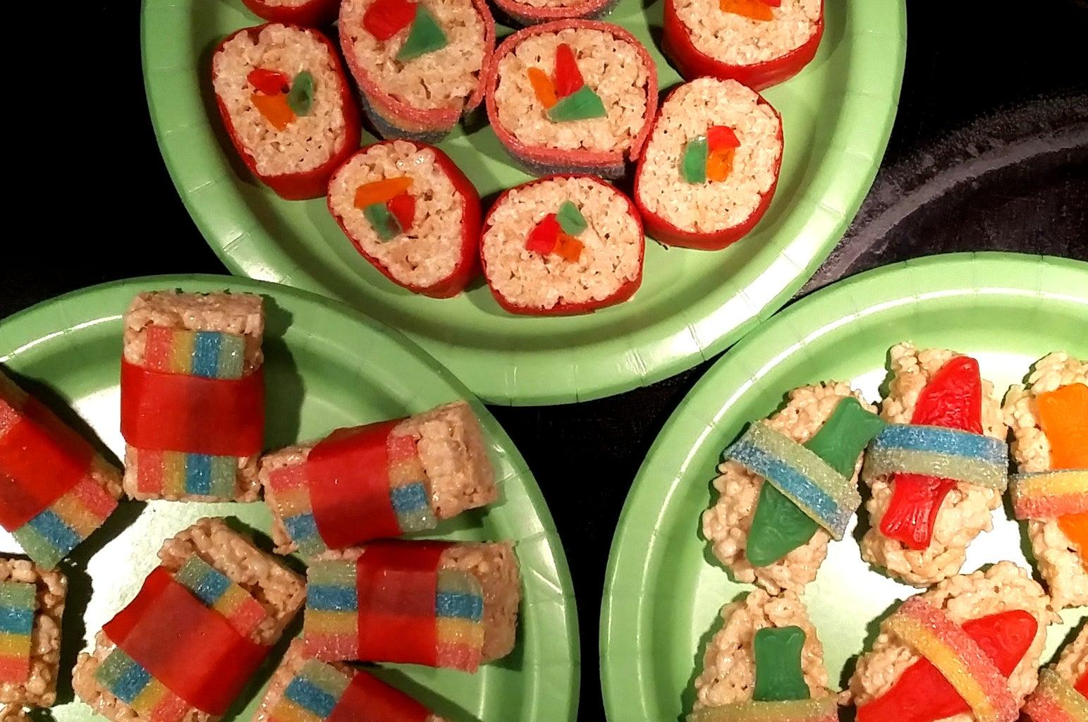 Food: Sensei Sushi