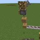 Minecraft - Reaction archery range