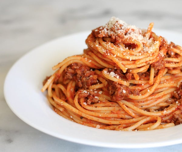 How to Make Spaghetti in a Couple Easy Steps