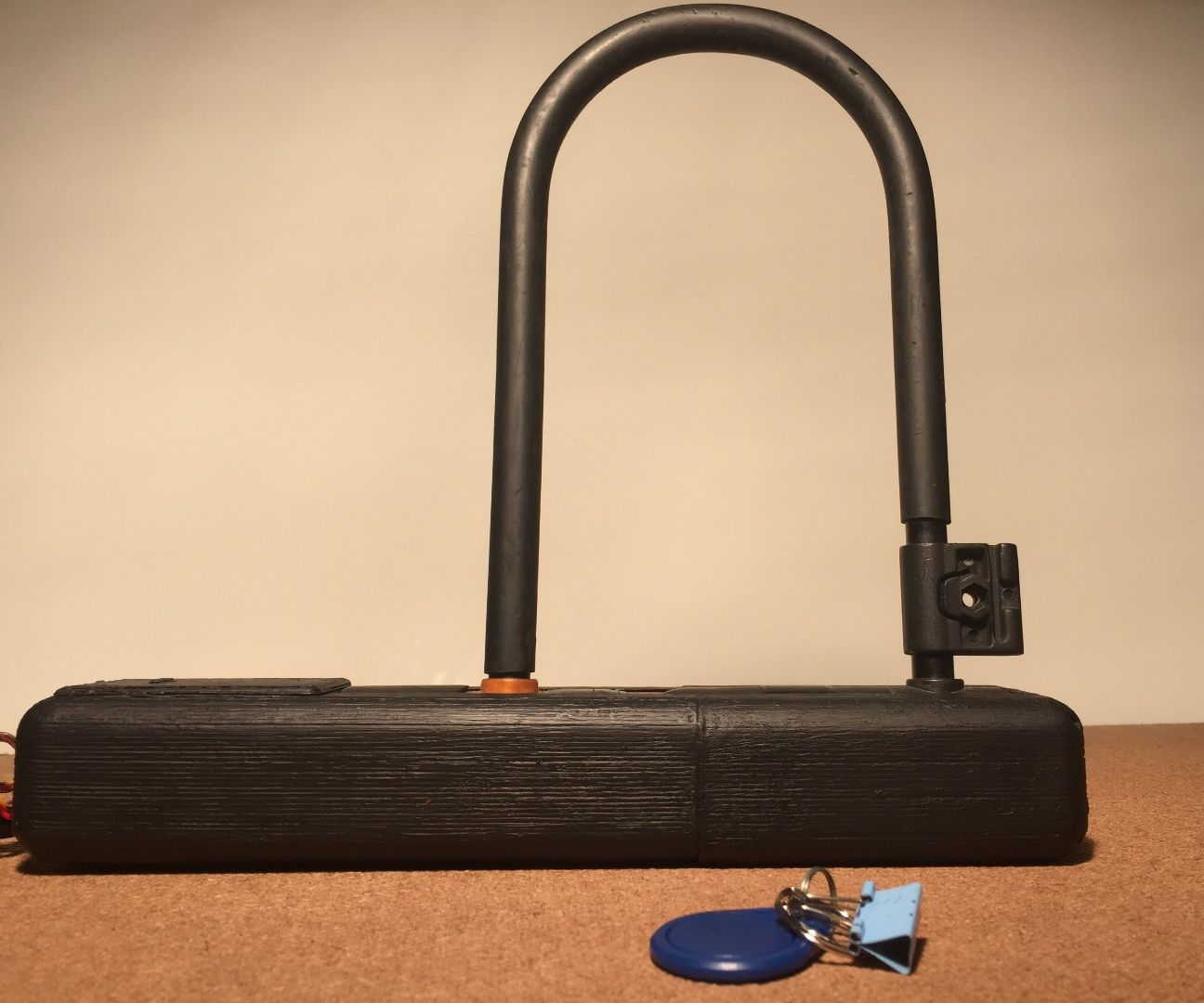RFID Controlled Bike Lock