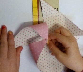 Form the Pinwheels
