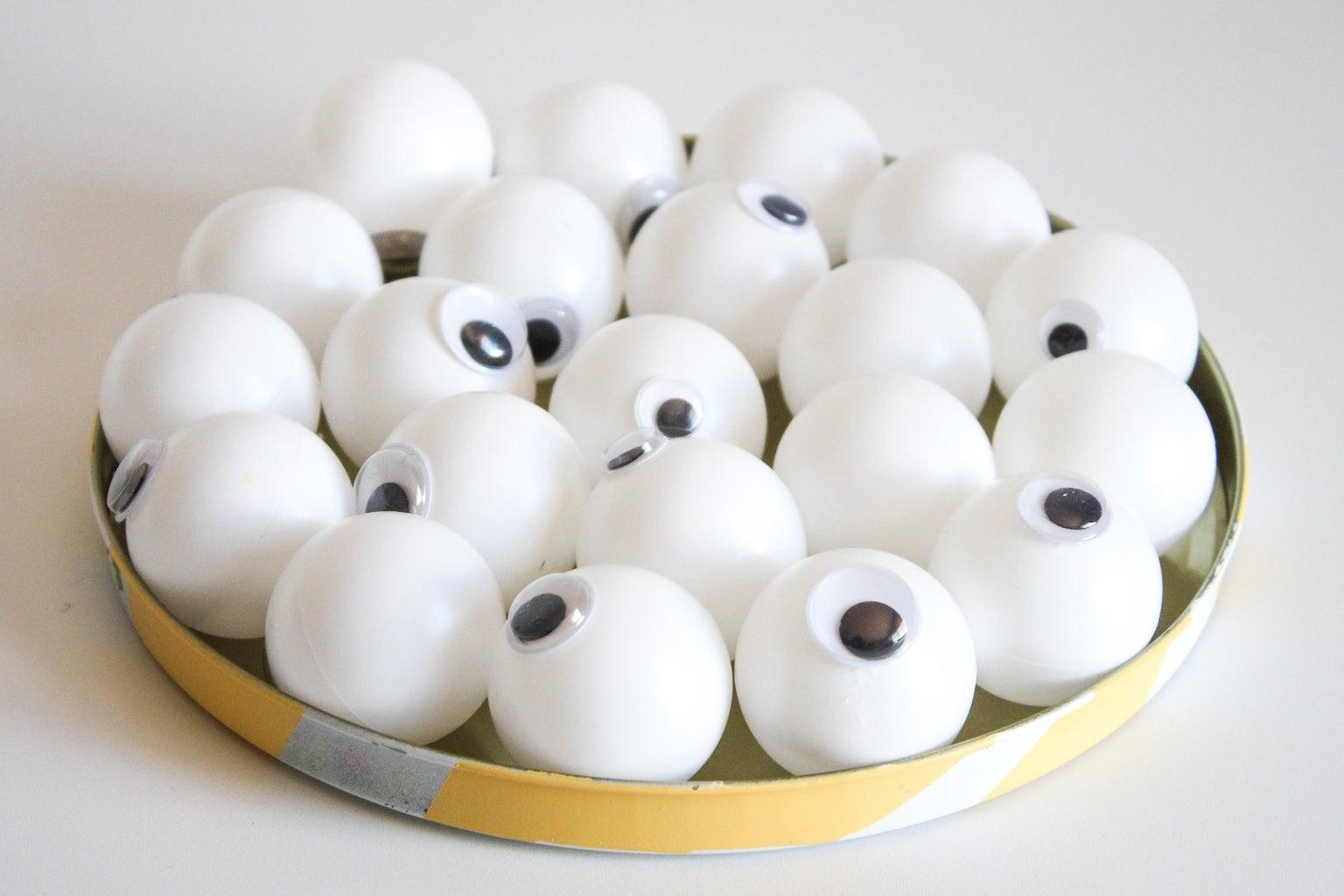 Make the Eyeballs