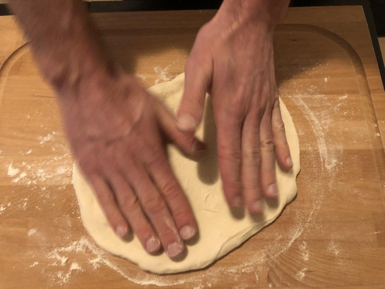 Stretch the Dough Rolls