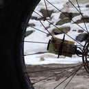 Intel Edison Fat Bike Tire Analyzer