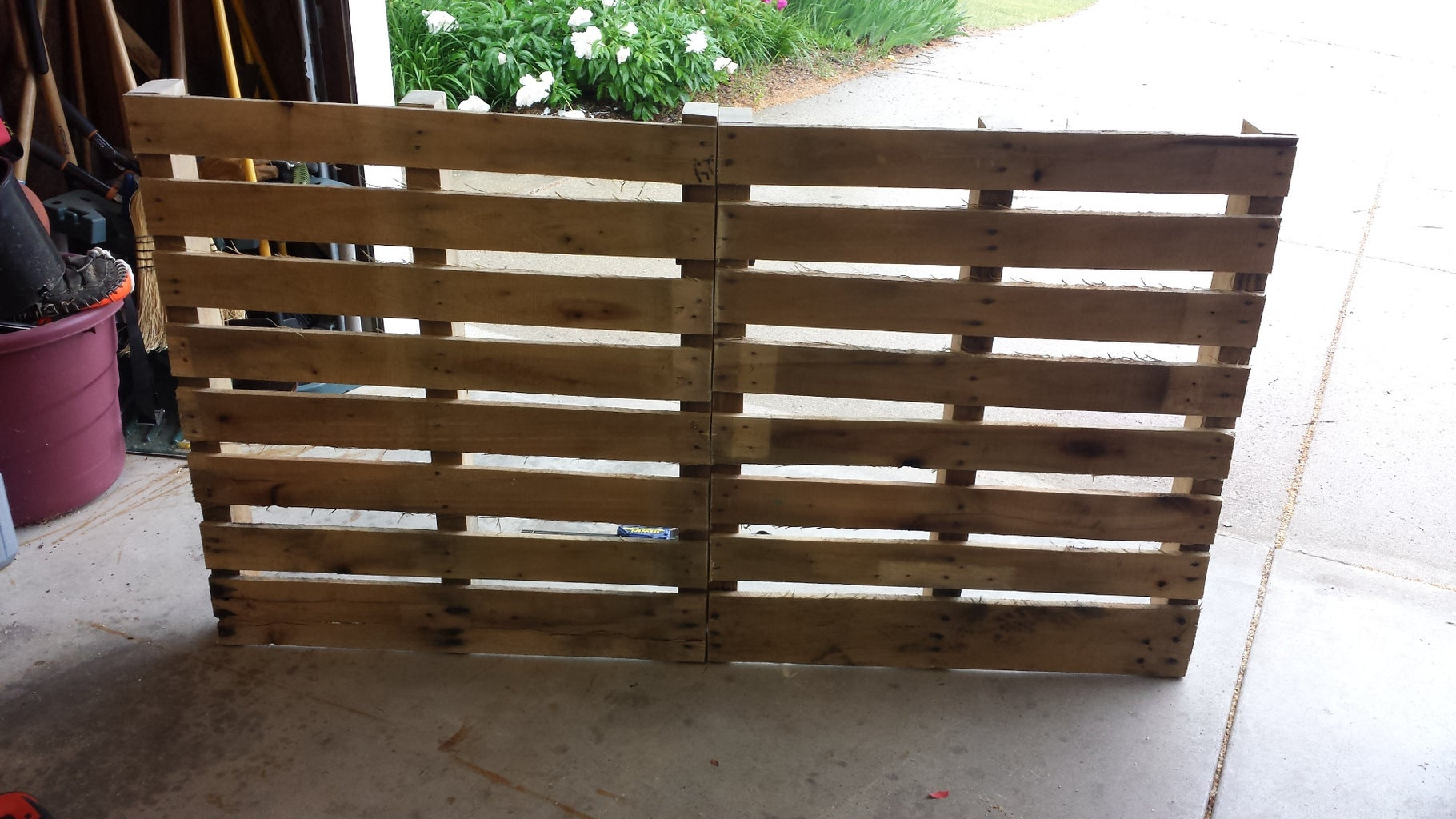 The Right Pallets