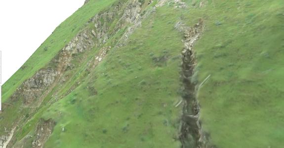 Mission Peak Close Features