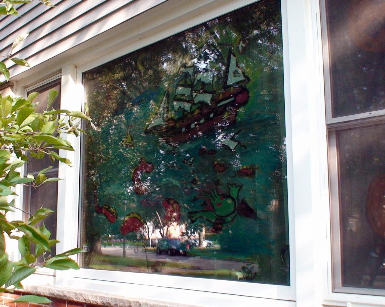 Gallery 2: the East Window