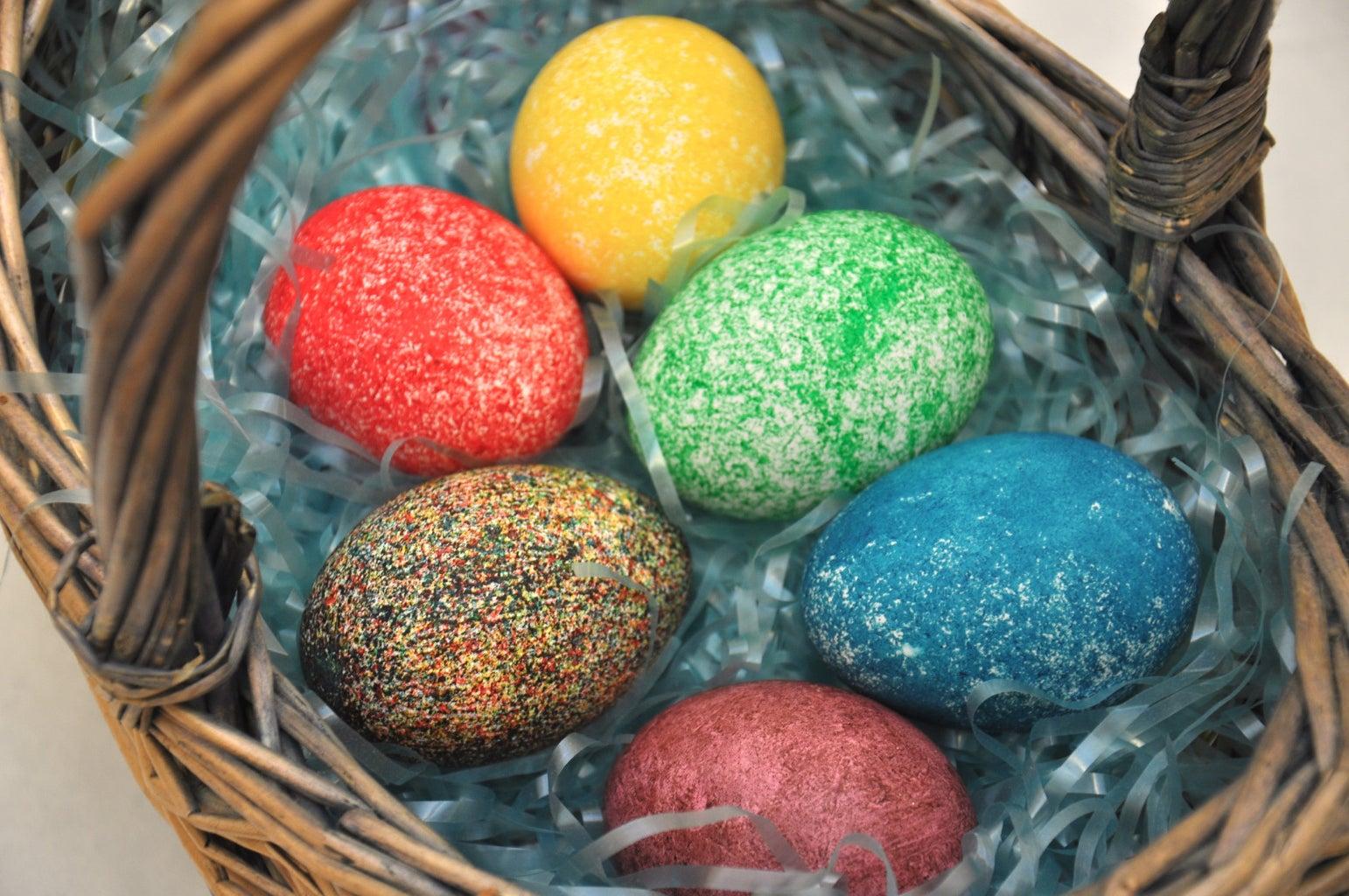 Enjoy Your Eggs!