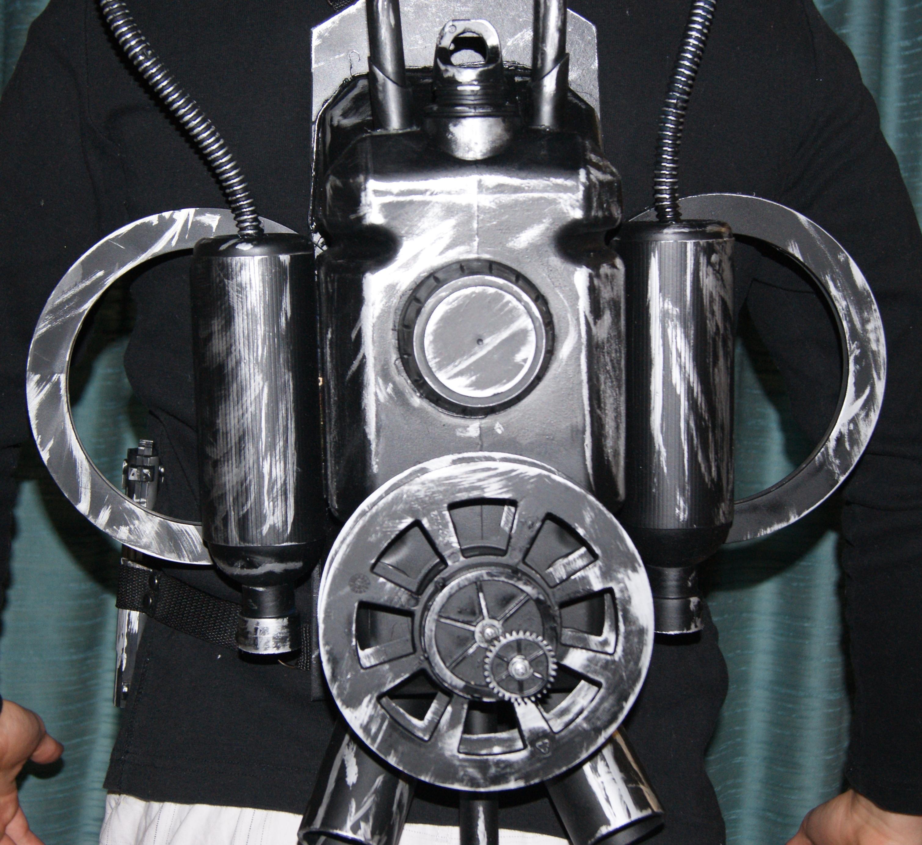 Jet Pack Costume
