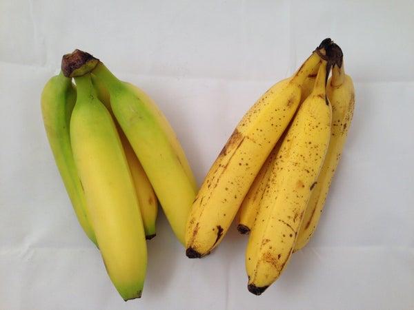 Keep Bananas Fresh Longer (slices, Too!)
