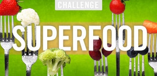 Superfood Challenge